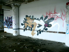 RESO (Billy Danze.) Tags: chicago abandoned graffiti factory bc candy tmr bta stal kwt tck re1 reso brachs 2nr