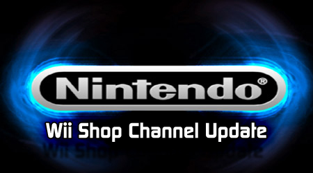 Wii Shop Channel Update 3/9/09 (NA)