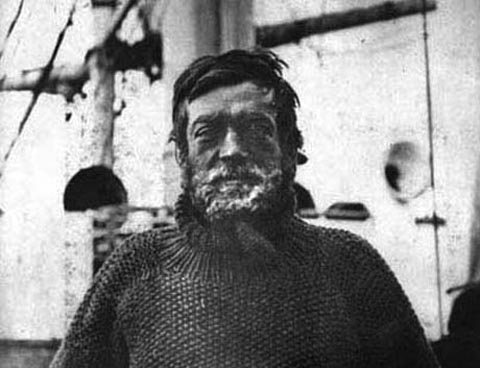 Shackleton Seed Stitch