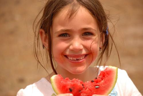 Maria's watermelon