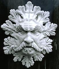 Green Man (Peter Salmon Sculpture) Tags: sculpture art vancouver garden petersalmon