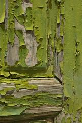 Green door (Shelley'73) Tags: door green peeling paint village decay aficionados cmwdgreen justpentax aficinonados megalachori paololivornosfriends