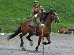 17th Lancer, 1914 (Rob Langham) Tags: world horse army one war fort great first nelson british ww1 lancer cavalry 17th