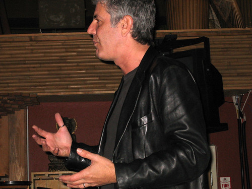 An Evening with Anthony Bourdain