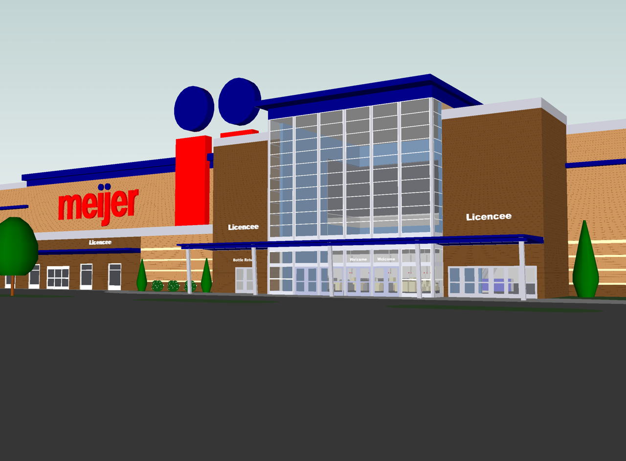 Astounding Meijer To Replace 28Th Kalamazoo Ave Store Grand Rapids Ibusinesslaw Wood Chair Design Ideas Ibusinesslaworg