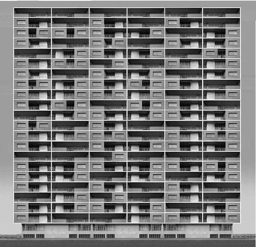 Unit d 39 habitation a photo on flickriver - Unite d habitation dimensions ...