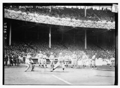 [Red Sox batting practice, World Series opener, Polo Grounds (baseball)]  (LOC) (The Library of Congress) Tags: blackandwhite boston al baseball stadium redsox libraryofcongress practice 1912 bostonredsox worldseries americanleague pologrounds 25157 xmlns:dc=httppurlorgdcelements11 1912worldseries dc:identifier=httphdllocgovlocpnpggbain11502