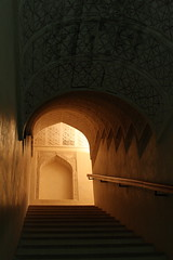 Stairway Of Prayers (redhawk1700) Tags: architecture muslim culture east shops souk middle oman muscat forts fortresses