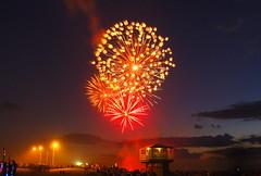 4th of July (Blackmantis (R.L.Black)) Tags: sky people holiday black color beach wow mantis fire cool fireworks 4th july indiana boom excellent works michigancity blackmantis exsplosion damniwishidtakenthat ronaldblack rlblack blackunderscore