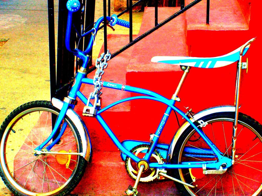 Blue Bike Seat Bike Seat Airport Gate Check Car Seat Bag