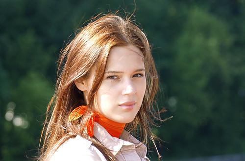 [フリー画像] 人物, 女性, 201101280900