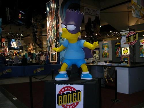 Na na na na na na na na Bartman!