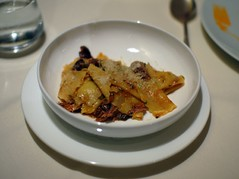 Fazzoletti with Duck Ragu