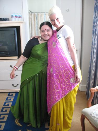 Krishna Mangala and Bhaktine Dalia
