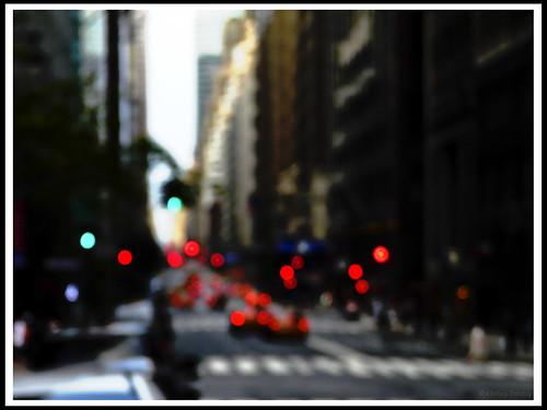Madison Avenue Bokeh