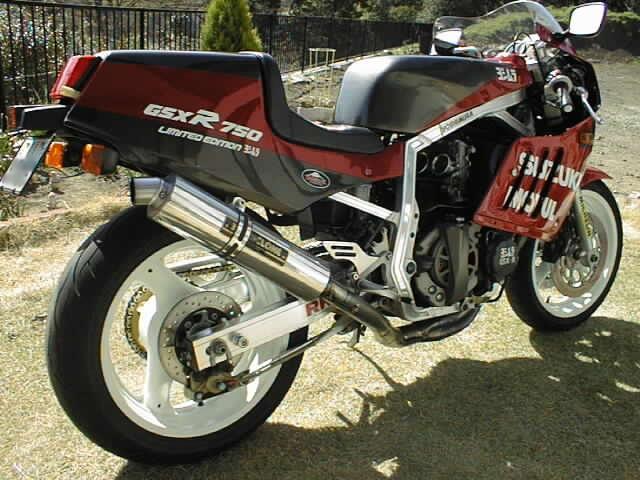 Suzuki GSX-R Slingshot 750 (88-91) et 1100 (89-92) - Page 2 2741772925_95080b662f_o