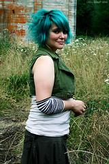 Petra (exoskeletoncabaret) Tags: mill oregon graffiti stripes vernonia vintagepunk anachrotechnofetishism