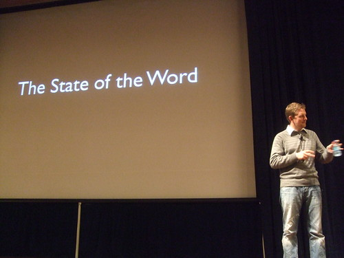 State of the Word
