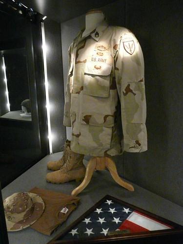 Gulf War Uniform