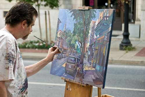 Fred City Painter