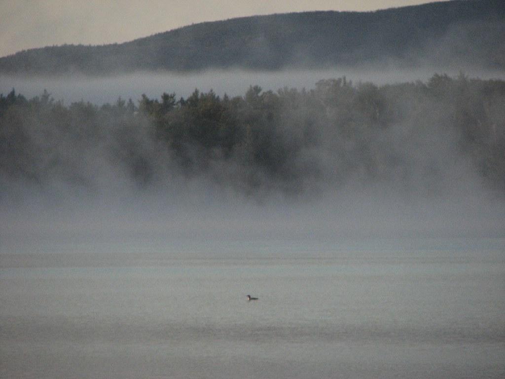 Adirondack morning