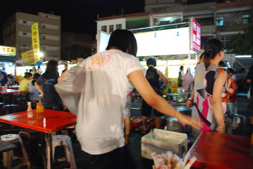 Hukou Monday Night Market