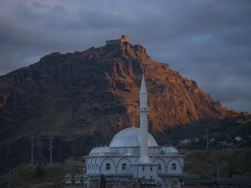 Castle + Mosque