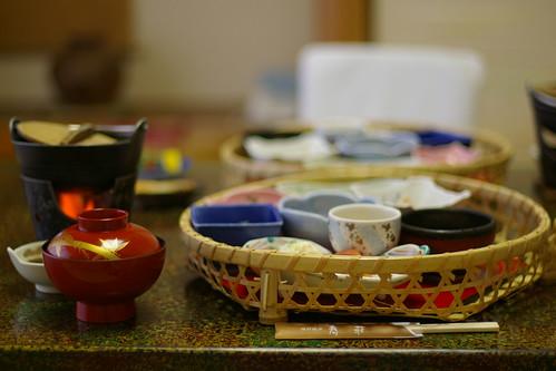 寿荘の朝ごはん