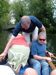 Twister on a punt