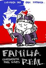 Famiia Real - Afiche (Jugo de Naranjo) Tags: chile family familia real para royal nios corazn antorcha campamentos