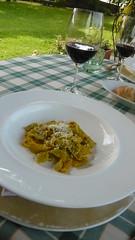 Lunch at Trattoria della Posta