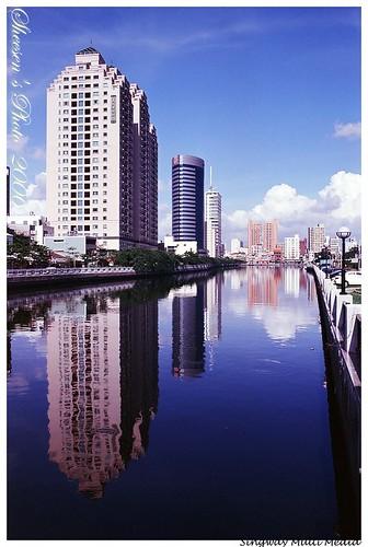 台南運河風情-歷史與生活