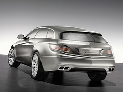 Mercedes-Benz ConceptFASCINATION new picture