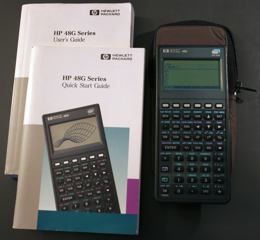 The World's newest photos of calculator and hp48g - Flickr
