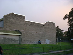 Old Orchard Primary School - late afternoon
