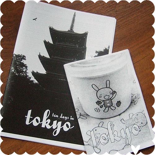 Tokyo zines!