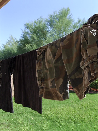 still hangin' to dry