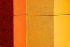 tricolor (booksin) Tags: california school color northerncalifornia wall corner colorfull minimal siliconvalley walls minimalism campbell minimalistic corners booksin copyrightbybooksinallrightsreserved