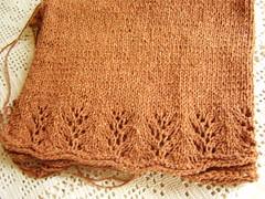 P1010010 (crochet-along) Tags: knitting towels sugarncream lacehemtopping