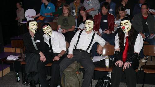 Anonymus amenaza a Uruguay