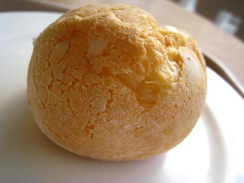 It's hard to find delicious Brazilian Cheese Buns ( Pão de queijo ...