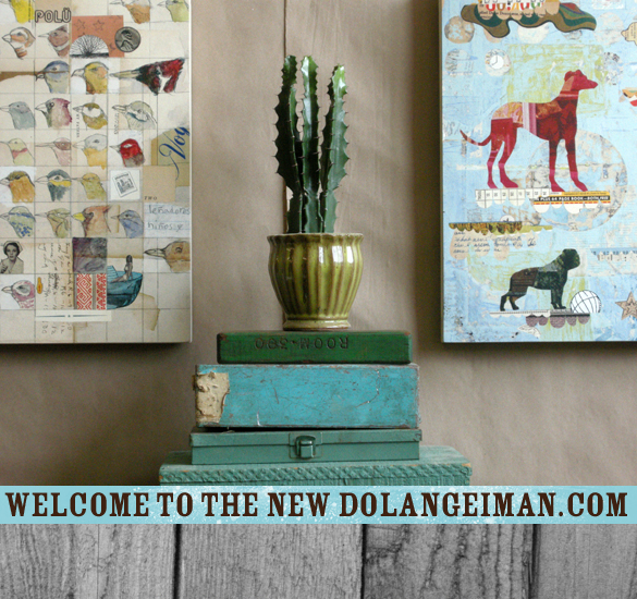 Dolan Geiman's New Website
