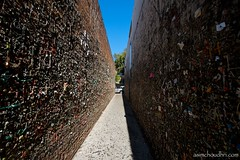bubblegum alley... (asim choudhri) Tags: california gum alley bubblegum sanluisobispo bubblegumalley canon30d canonefs1022