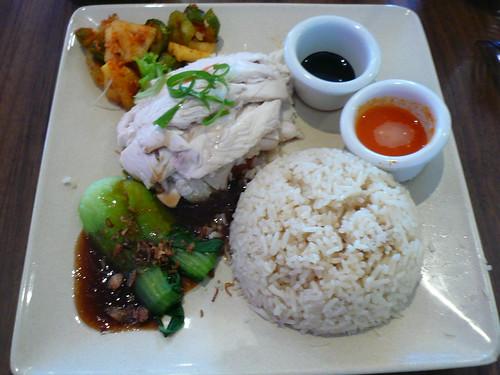blog voyage travel singapour chicken rice specialité nourriture