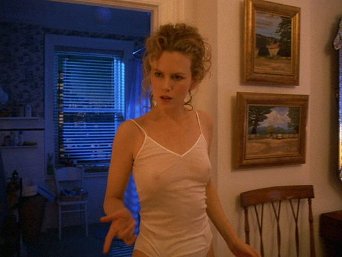 Nicole Kidman in 'Eyes Wide Shut' (1999), Stanley Kubrick.