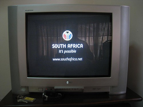 South Africa TV ad
