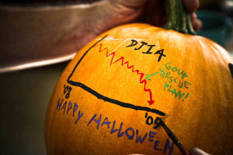 My Husband's Pumpkin