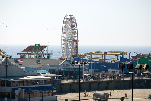 Santa Monica Pier and Beach 43