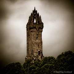 Wallace Monument (FotoFling Scotland) Tags: scotland wallacemonument stirling explore