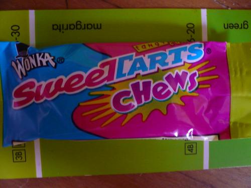 Sweet Tarts chew